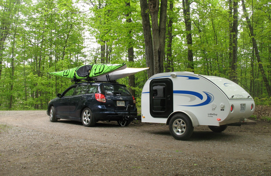 Excellent Small Travel Trailers   RVs Unique Camp Lite Travel Trailer