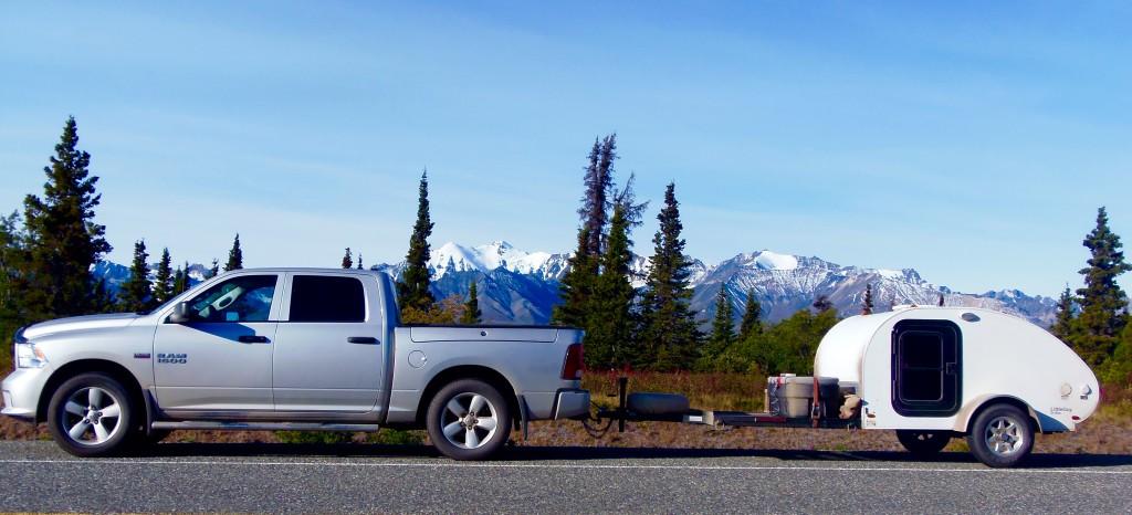alaska travel trailer